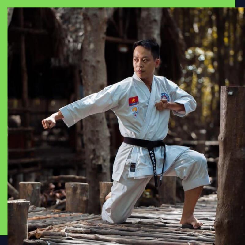 pagina karate